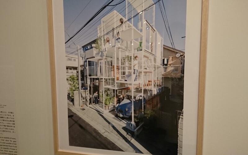 日本の家の写真